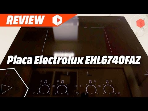 6 funciones de una placa de inducción de ELECTROLUX