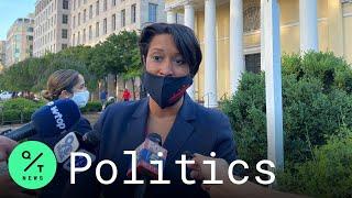 Washington D.C. Mayor Orders Curfew Over Violent George Floyd Protests