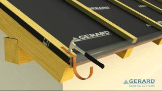 01 INSTALLATION VIDEOS GERARD ROOFING SYSTEMS EUROPE   ROOF UNDERSTRUCTURE (A)
