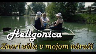 HELIGONICA - Zavri očká v mojom náručí (oficiálny videoklip)
