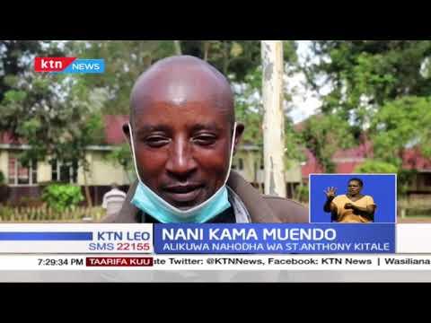 Mchezaji Kennedy Mwendwa afanya vyema shuleni, alipata alama ya B- kwenye mtihani wa kitaifa, KCSE