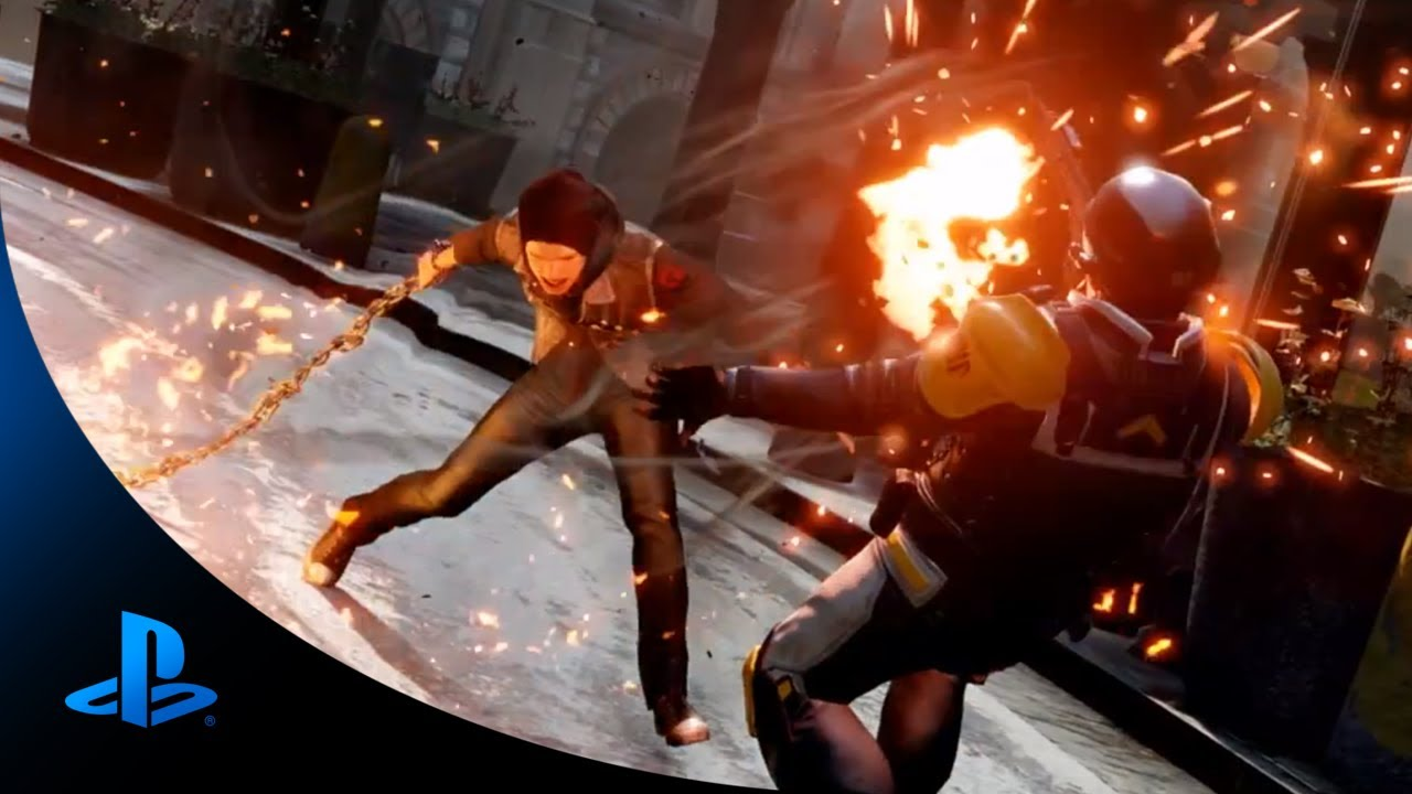 Conversations With Creators: Infamous Second Son on PS4