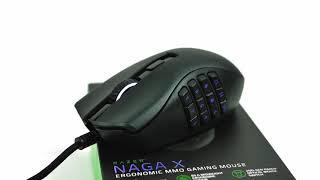 Razer Naga X | Краткий обзор
