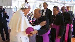 Đức Giáo Hoàng Phanxico gửi điện tín chia buồn về cái chết của Đức Giám quản của Opus Dei