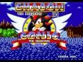 Shadow In Sonic The Hedgehog genesis Longplay 60 Fps
