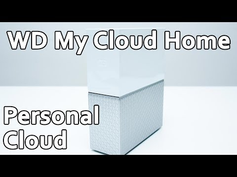 WD My Cloud Home Review