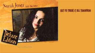 Norah Jones: The Long Way Home (Lyrics)