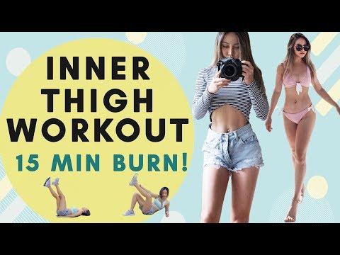 15분 허벅지 집중 운동