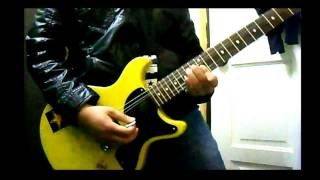 Johnny Thunders & The Heartbreakers - I Love You (Guitar Cover)