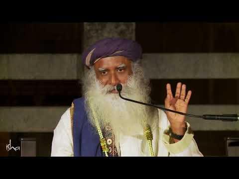 למורה הרוחני החכם הזה יש דרך פשוטה ויעילה להתמודד עם פחד