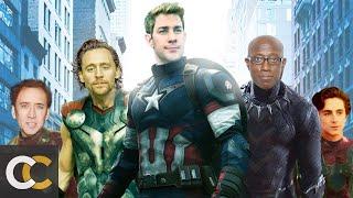10 актеров, которые чуть не стали Мстителями Марвел