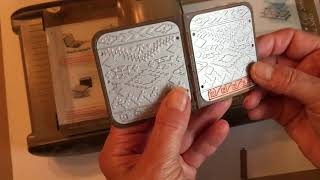 How Its Made...Embossed Metal Jewelry