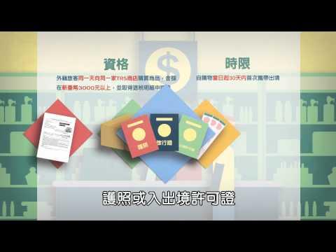 出境旅客通關注意事項宣導短片(中文版)