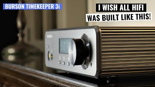 Burson Timekeeper 3i Amplifier Review