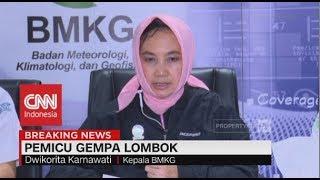 Ini Pemicu Gempa Lombok menurut Analisis BMKG