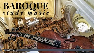 Baroque Music for Studying & Brain Power