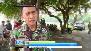 Ratusan Marinir Renangi Selat Madura Dan Memecahkan Rekor MURI