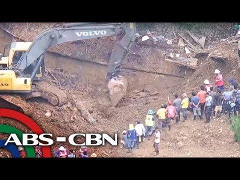 [ABS-CBN]  News Patrol: Sampung katawan natagpuan matapos ang landslide sa Itogo, Benguet | September 22, 2018