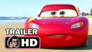 CARS 3 Official Trailer #6 (2017) Lightning McQueen Pixar Disney Movie HD