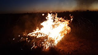 YAWURU LIFESTYLE EPISODE 15 - TRADITIONAL BURNING, for bush turkey hunting and healthy country.