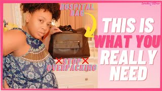 What's In My Hospital Bag 2020 Things You Actually Need