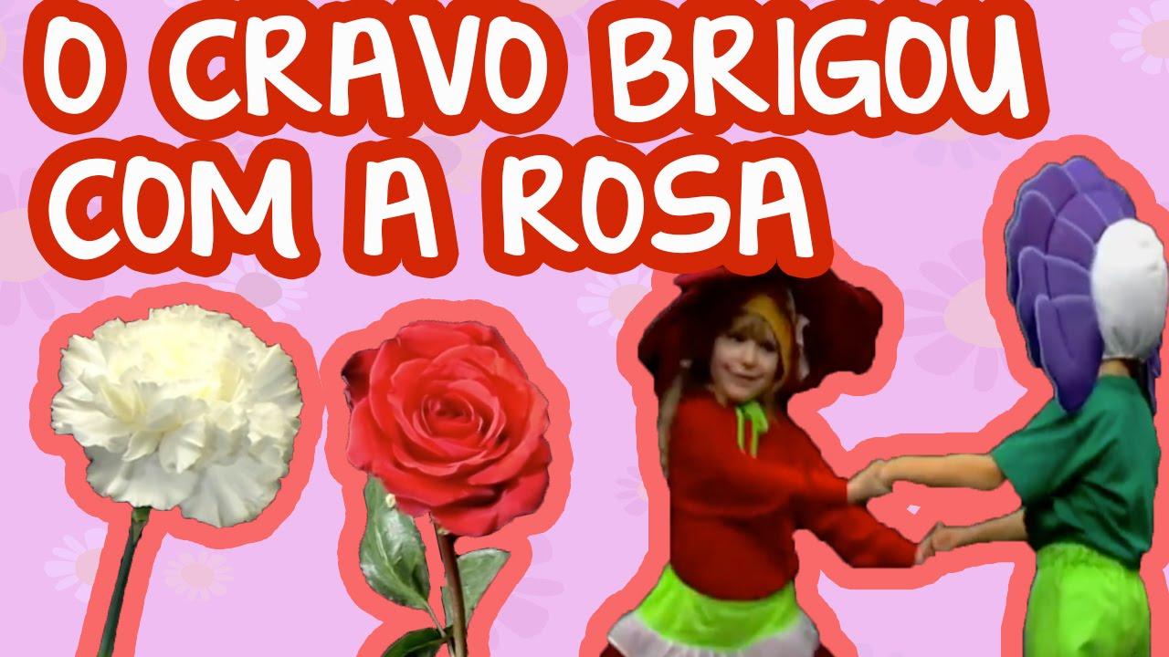 O CRAVO BRIGOU COM A ROSA | BEBÊ MAIS CASA