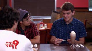 Teens plan to put peanuts in allergic friend's milkshake | WWYD
