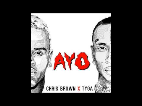 Chris Brown feat. Tyga - Ayo (Slowed Down)