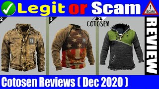 Cotosen Reviews {Dec 2020} Watch the Video & Know Scam or Legit? Know By Watching Video   DodBuzz