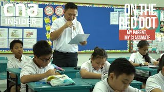 Easing the stress of primary school kids | On The Red Dot | My Parent, My Classmate Part 4/4