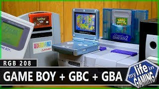 RGB208 :: Getting the Best Picture from your Game Boy, GBC, and GBA Games