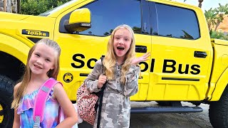 Sending Our Kids to School on the Wrong 1st Day of School!!!