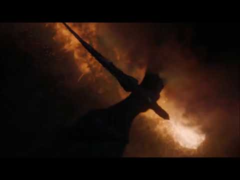 Battle of Winterfell | Melisandre, Arya, and Dragons | Lord of Light