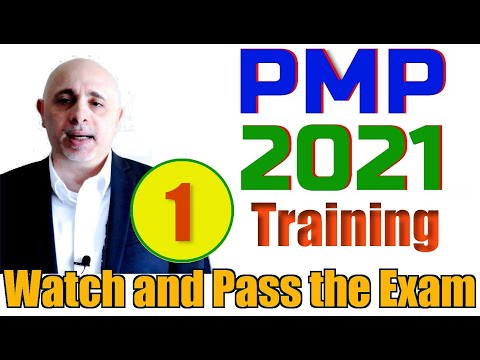 NEW PMP 2021 Training Series | Full PMP 2021 Certification Exam ...