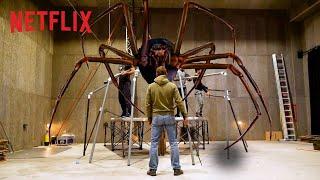 Building the Kikimora Battle with Vladimir Furdik   The Witcher   Netflix