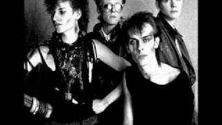 Bauhaus - The Dog's A Vapour (with lyrics)