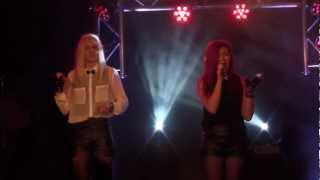 Misty Rowe - Linn Jans och Frida Josefsson