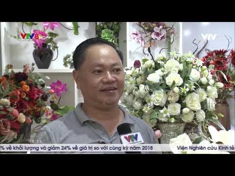 Tại sao hoa giả, hoa lụa ngày càng được lựa chọn nhiều