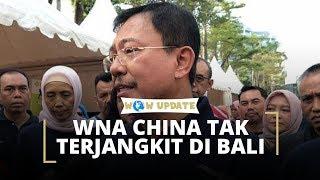 Menkes Terawan Pastikan WNA China yang Positif Virus Corona Tidak Tertular di Bali