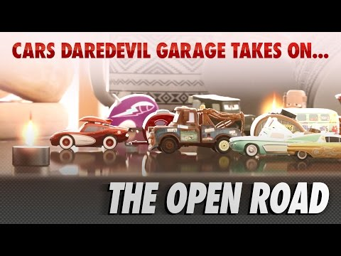 Disney Pixar Cars | The Die-cast Series Ep. 10 | Takes on the Open Road