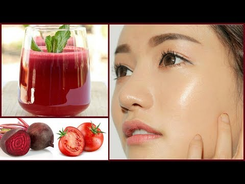 Skin Whitening Drink for healthy, bright complexion and glowing skin / RABIA SKIN CARE