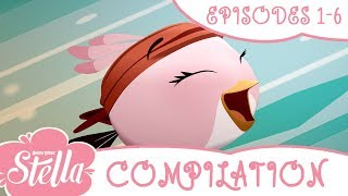 Angry Birds Stella Compilation | Season 2 | Ep1 6