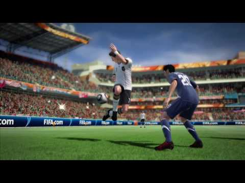 Видео № 0 из игры 2010 FIFA World Cup South Africa (Б/У) [PSP]