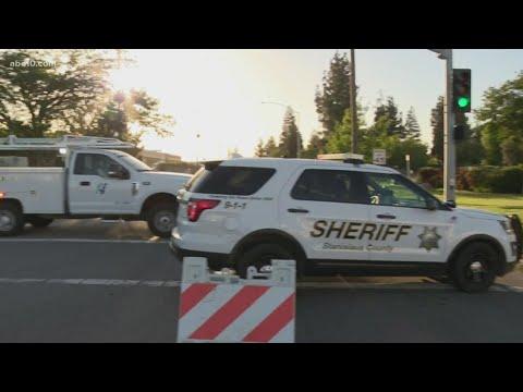 Stanislaus County sheriff's deputies involved in shooting in Modesto