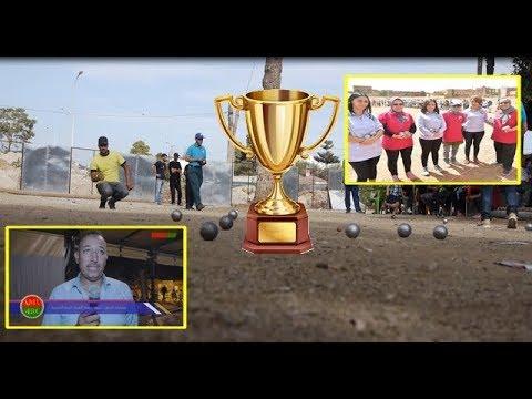 العرب اليوم - شاهد : افتتاح الدوري الجهوي للكرة الحديدة في المغرب