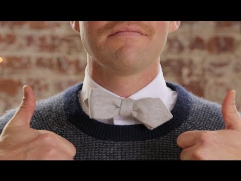 How To: Rock a Bow Tie