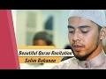 Beautiful Quran Recitation Surat Al Fateha Al Hasyr 1824 Salim Bahanan