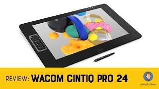 Wacom Cintiq Pro 24 Review