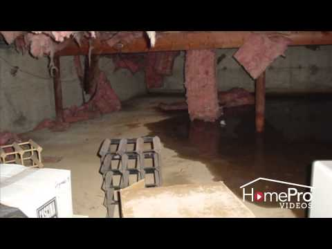 In this episode of HomePro, Judy and Layne discuss high relative humidity levels in the crawl space. What causes the problem, how it affects your home, and what are the solutions to keep RH levels under control?