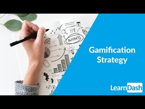 Simple Course Gamification Strategy